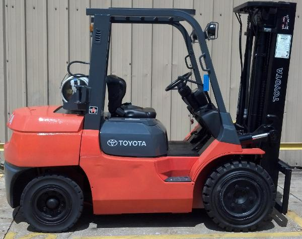 Used Nissan Lift Trucks
