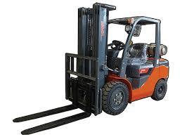 Employers and Lift Trucks training